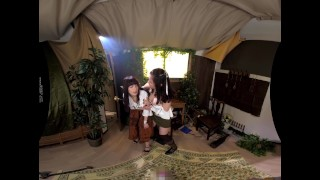 Japanese Porn Tube :DSVR0584 Part 1 become Orc and Rpe Big Titted Elf